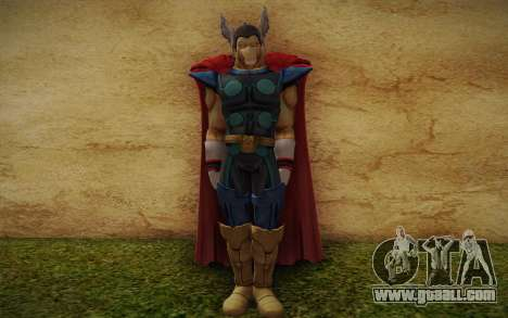 Beta Ray Bill for GTA San Andreas