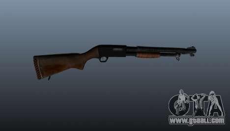 M1897 Trenchgun Shotgun for GTA 4 third screenshot