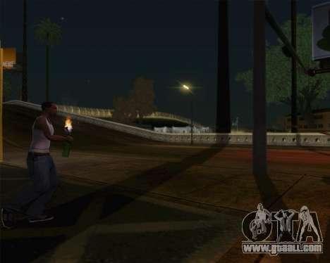 Champagne for GTA San Andreas fifth screenshot