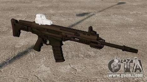 Automatic Remington ACR Eotech for GTA 4