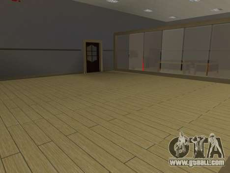 New textures Interior City Hall for GTA San Andreas second screenshot