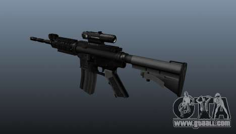 Spike's M4 Carbine for GTA 4 second screenshot