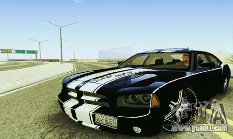 Dodge Charger DUB for GTA San Andreas