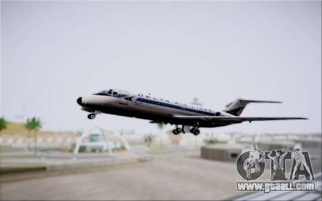 McDonnel Douglas DC-9-10 for GTA San Andreas