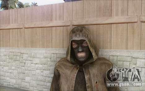 Bandit in the cloak for GTA San Andreas second screenshot