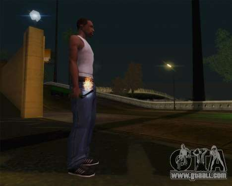 Champagne for GTA San Andreas second screenshot