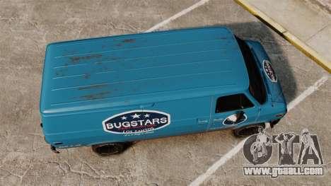 GMC Vandura G-1500 1983 Tuned [EPM] Bugstars LS for GTA 4 right view