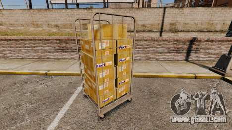 New logos on boxes for GTA 4 second screenshot