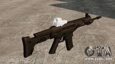Automatic Remington ACR Eotech for GTA 4 second screenshot