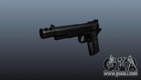 Colt Delta Elite Pistol for GTA 4