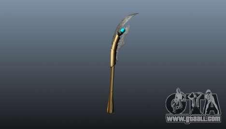 Scepter Of Loki for GTA 4 second screenshot
