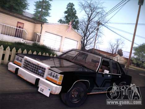 Ford LTD Crown Victoria 1985 for GTA San Andreas