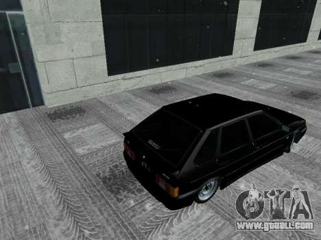 ВАЗ 2114 for GTA San Andreas back view