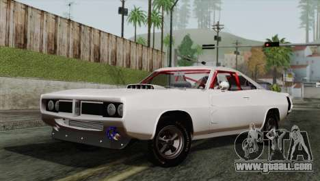 Dodge Charger 6o for GTA San Andreas