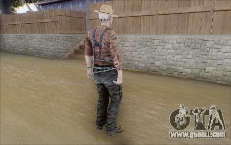 Farmer for GTA San Andreas third screenshot