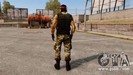 South American Guerilla terrorist for GTA 4 third screenshot