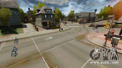 Supermoto track for GTA 4 second screenshot