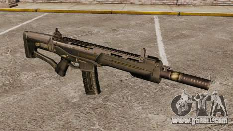 Automatic SCAR v2 for GTA 4