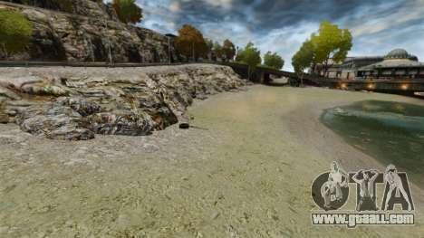 Supermoto track for GTA 4 sixth screenshot