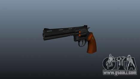 Revolver Python 357 6in for GTA 4