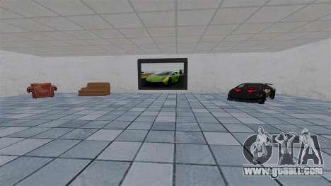 Motor Show Lamborghini for GTA 4 forth screenshot