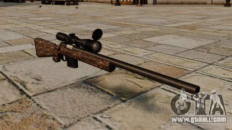 Dirty M40 sniper rifle for GTA 4
