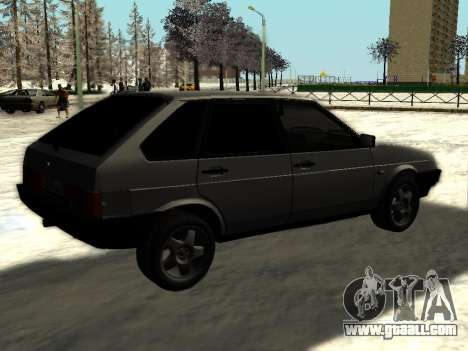 VAZ 21093i for GTA San Andreas right view