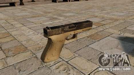 Glock self-loading pistol for GTA 4 second screenshot