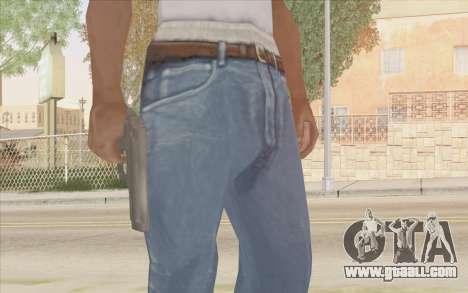 Stechkin Pistol for GTA San Andreas forth screenshot