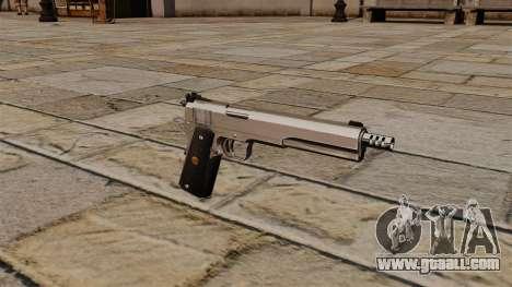 AMT Hardballer Longslide Pistol for GTA 4