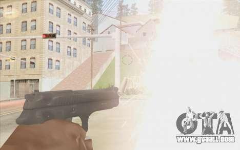 Stechkin Pistol for GTA San Andreas third screenshot