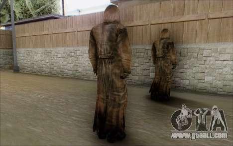 Bandit in the cloak for GTA San Andreas third screenshot