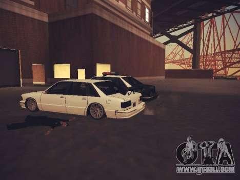 GTA SA Low Style v1 for GTA San Andreas third screenshot