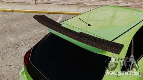 Extreme Spoiler Adder 1.0.7.0 for GTA 4 seventh screenshot