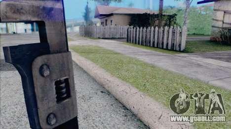 Adjustable wrench for GTA San Andreas third screenshot