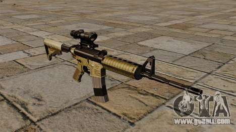 Automatic carbine M4A1 for GTA 4
