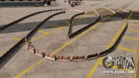 Airport RallyCross Track for GTA 4 forth screenshot