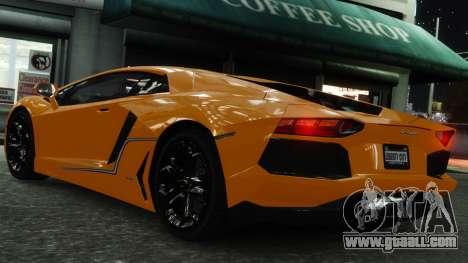 Lamborghini Aventador LP700-4 [EPM] 2012 for GTA 4 wheels