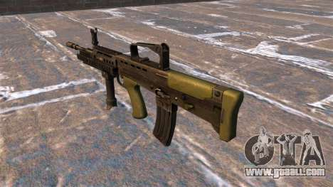 Automatic L85A2 for GTA 4 second screenshot