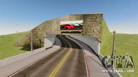 Motor Show Lamborghini for GTA 4 third screenshot