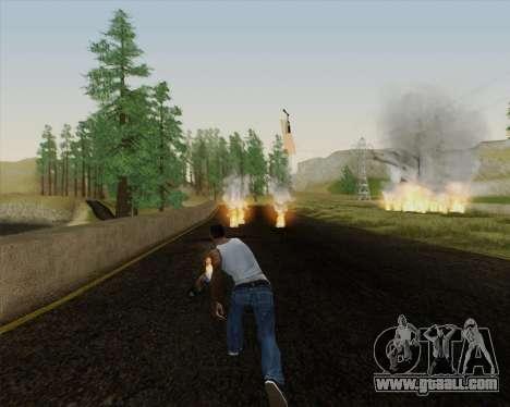 Champagne for GTA San Andreas sixth screenshot