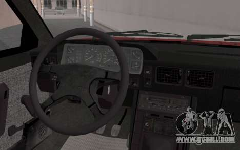 FSO Polonez Caro 1.4 GLI 16V for GTA San Andreas right view