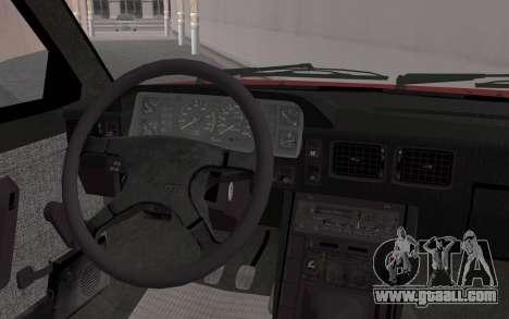 FSO Polonez Caro 1.4 GLI 16V for GTA San Andreas right view