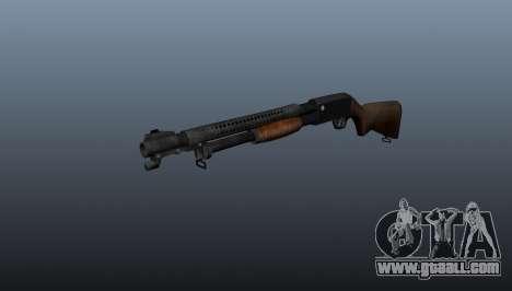 M1897 Trenchgun Shotgun for GTA 4