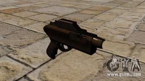 Pistol Desert Eagle compact for GTA 4