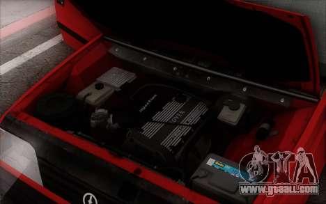 FSO Polonez Caro 1.4 GLI 16V for GTA San Andreas interior