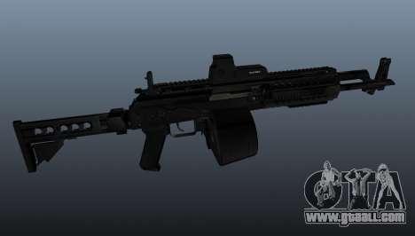 AK-47 Tactical Gunner for GTA 4 third screenshot