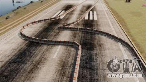 Airport RallyCross Track for GTA 4 third screenshot