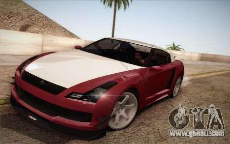Elegy RH8 from GTA V for GTA San Andreas