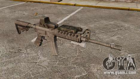 M4 carbine SOPMOD v3 for GTA 4